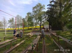 27.5.2019 – Přípravy na festival Hejk