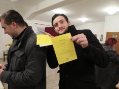 27.01.2018 – Druhé kolo prezidentských voleb